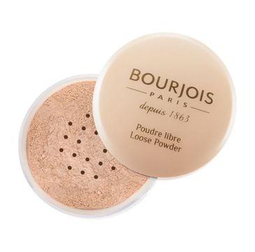 Bourjois Loose Powder puder sypki 02 Rosy 32g