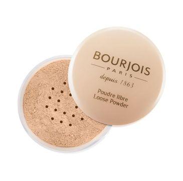 Bourjois Loose Powder puder sypki nr 01 Peach 32 g