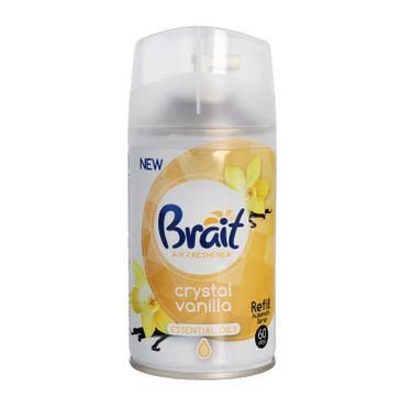 Brait – Air Freshener Odświeżacz automatyczny - zapas Crystal Vanilla (250 ml)