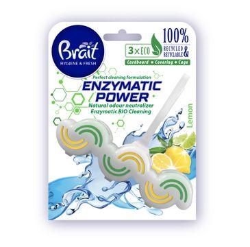 Brait – Kostka do wc 2-fazowa Lemon (45 g)