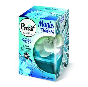 Brait Magic Flower dekoracyjny odświeżacz powietrza Aqua Flower 75 ml
