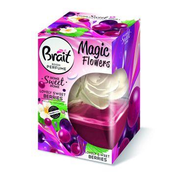 Brait Magic Flower dekoracyjny odświeżacz powietrza Lovely Sweet Berries 75 ml