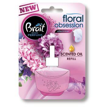 Brait Room Perfume Odświeżacz powietrza elektryczny Floral Obsession - zapas  20ml