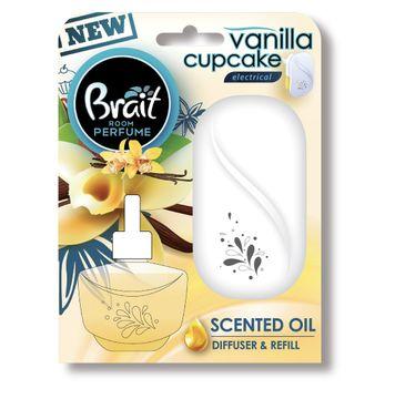 Brait Room Perfume Odświeżacz powietrza elektryczny Vanilla Cupcake  20ml