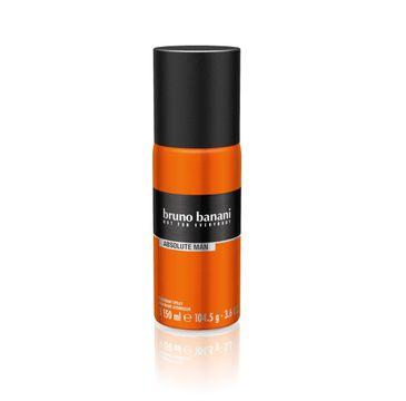Bruno Banani Absolute Man dezodorant spray męski 150 ml