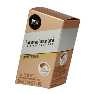 Bruno Banani Daring Woman woda toaletowa 20 ml