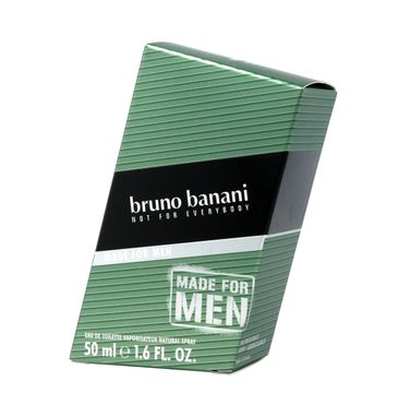 Bruno Banani Made for Men woda toaletowa męska 50 ml
