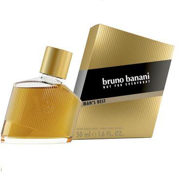 Bruno Banani Man's Best woda po goleniu spray (50 ml)