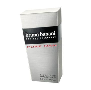 Bruno Banani Pure Man woda toaletowa dla mężczyzn 30 ml