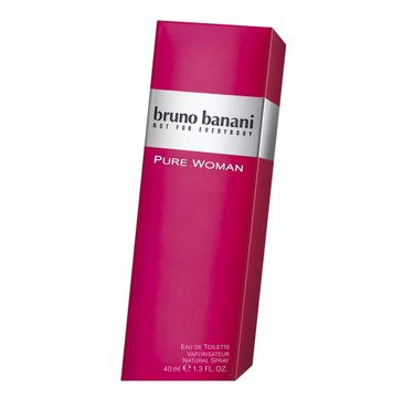 Bruno Banani Pure Woman woda toaletowa 40 ml