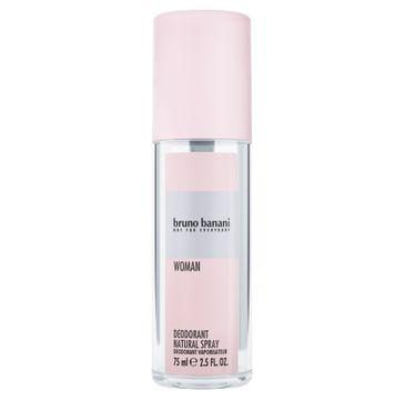 Bruno Banani Woman dezodorant naturalny spray 75 ml