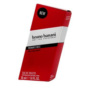 Bruno Banani Woman's Best woda toaletowa dla kobiet 30 ml
