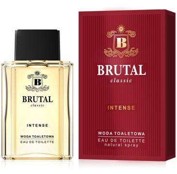 Brutal Classic Intense woda toaletowa męska 100 ml