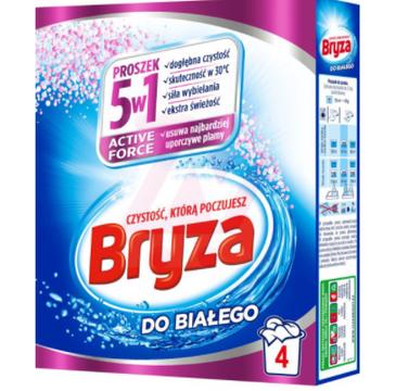 Bryza Active Force 5w1 proszek do prania białych tkanin (260 g)