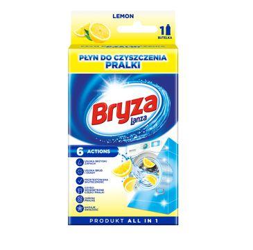 Bryza Lanza płyn do czyszczenia pralki Lemon 250ml