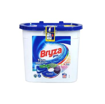 Bryza Lanza Total Power Gel Caps Color kapsułki do prania do koloru 22szt