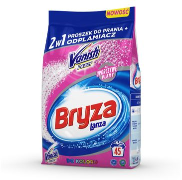 Bryza Vanish Ultra 2w1 proszek do prania i odplamiacz do koloru 3,375 kg