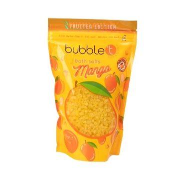 Bubble T – Bath Salts sól do kąpieli Mango (500 g)