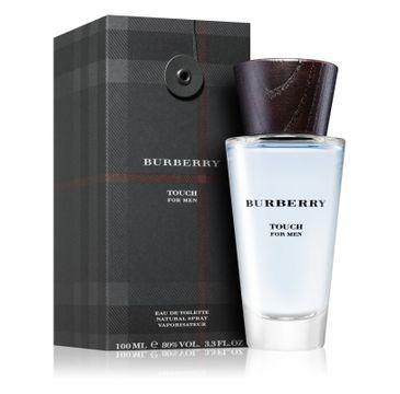 Burberry Touch for Men woda toaletowa spray 100ml