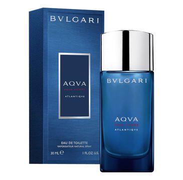 Bvlgari Aqva Atlantiqve Pour Homme woda toaletowa spray 30ml