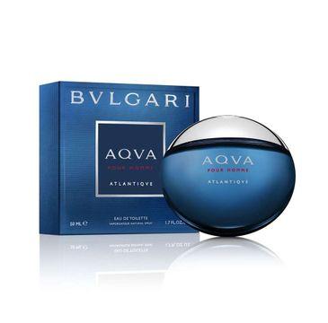 Bvlgari Aqva Atlantiqve Pour Homme woda toaletowa spray 50ml