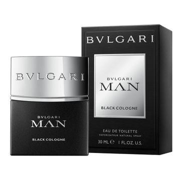 Bvlgari Black Cologne woda toaletowa spray 30ml