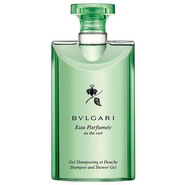 Bvlgari Eau Parfumee Au The Vert szampon i żel pod prysznic 200ml