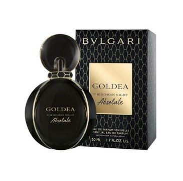 Bvlgari Goldea The Roman Night Absolute woda perfumowana spray 50ml