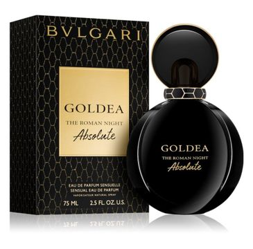 Bvlgari Goldea The Roman Night Absolute woda perfumowana spray 75ml