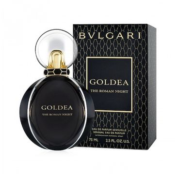 Bvlgari Goldea The Roman Night woda perfumowana spray 30ml