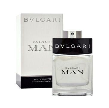 Bvlgari Man woda toaletowa spray 60ml
