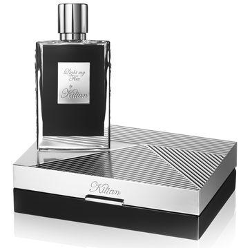 By KILIAN Light My Fire Unisex woda perfumowana z wymiennym wkładem spray 50 ml
