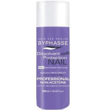Byphasse Dissolvant Protection Nail profesjonalny zmywacz do paznokci 250ml
