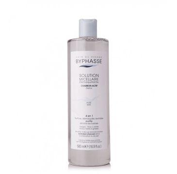 Byphasse Solution Micellaire płyn micelarny dla skóry wrażliwej DETOX (500 ml)