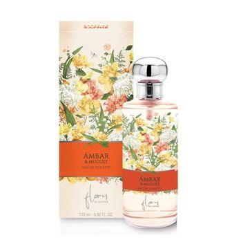 Flores de Saphir Ambar & Muguet – woda toaletowa spray (175 ml)