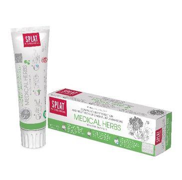 Splat – Professional Pasta do zębów Medical Herbs (100 ml)