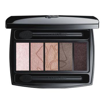 Lancome Hypnose Palette 5 Eyeshadow paleta pięciu cieni do powiek 09 Fraicheur Rosee 3.5g