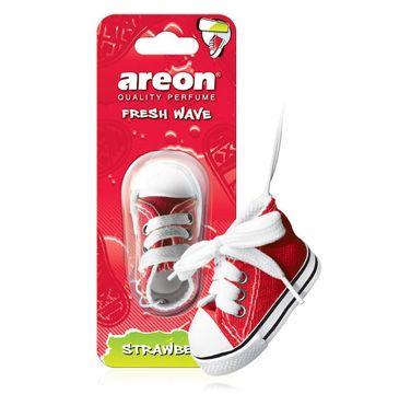 Areon Fresh Wave – odświeżacz do samochodu Strawberry (1 szt.)