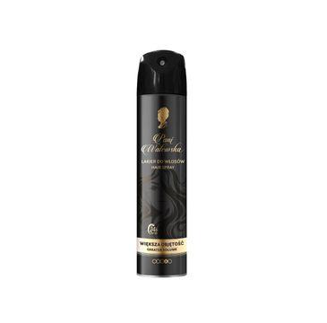Pani Walewska – Lakier do włosów zwiększający objętość (250 ml)