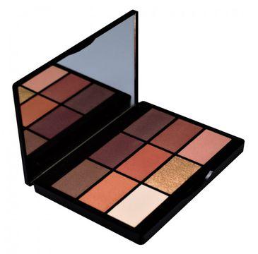 Gosh – Shadow Collection Eyeshadow Palette paleta cieni do powiek 006 To Rock Down Under (12 g)