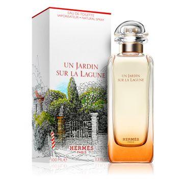 Hermes – Un Jardin Sur La Lagune woda toaletowa spray (100 ml)