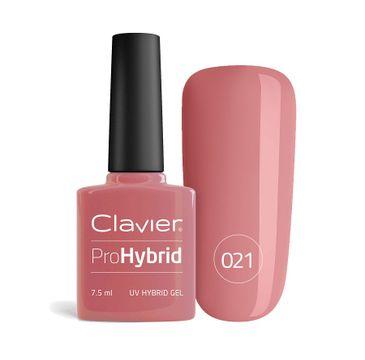 Clavier – ProHybrid lakier hybrydowy do paznokci 021 (7.5 ml)