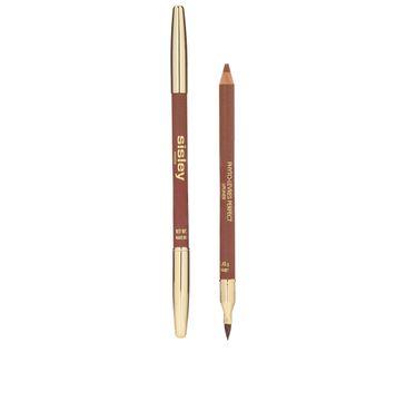 Sisley – Phyto Levres Perfect Lip Liner konturówka do ust z pędzelkiem i temperówką 2 Beige Naturel (1.2 g)