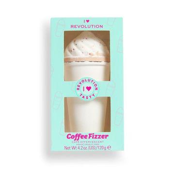 I Heart Revolution Tasty (sól musująca do kąpieli Coffee Fizzer 120 g)