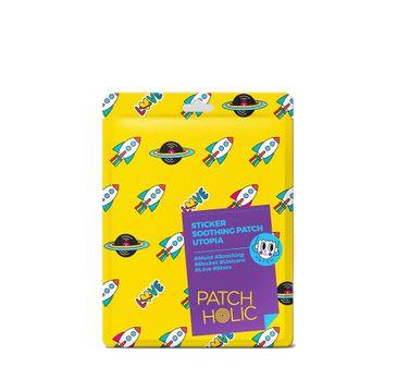 Patch Holic – Kojące płatki do naklejania Sticker Soothing Patch - Utopia (12 g)