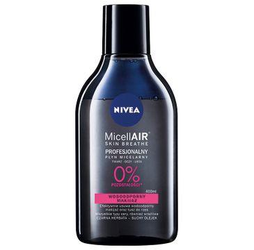 Nivea MicellAIR Skin Breathe - profesjonalny płyn do demakijażu dwufazowy (400 ml)