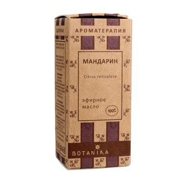 Botanika Aromaterapia – olejek eteryczny 100% Mandarynka (10 ml)