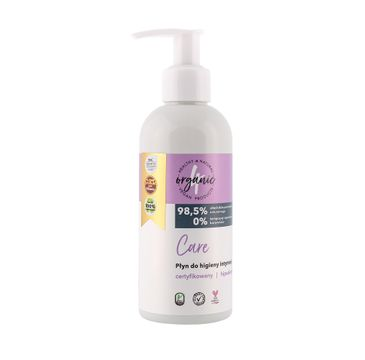 4organic – Care płyn do higieny intymnej (200 ml)