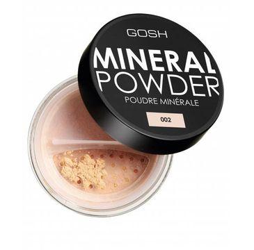 Gosh Mineral Powder 002 Ivory (puder mineralny 8 g)