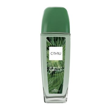C-THRU Luminous Emerald - dezodorant naturalny spray (75 ml)